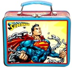 Superman lunchbox